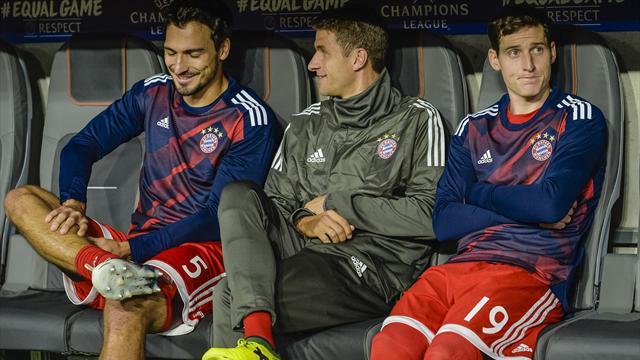 Nur noch Statist: Rudy versauert bei Bayern auf der Bank