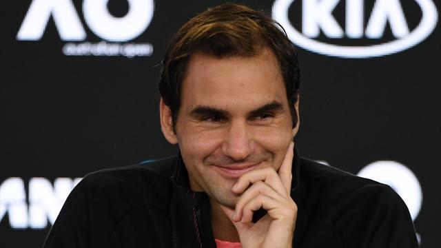 """Federer : """"Je ne vais pas me plaindre..."""""""