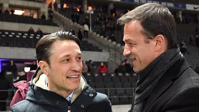 Aussprache nach Kovac-Ärger: Bobic und Bayern versöhnen sich