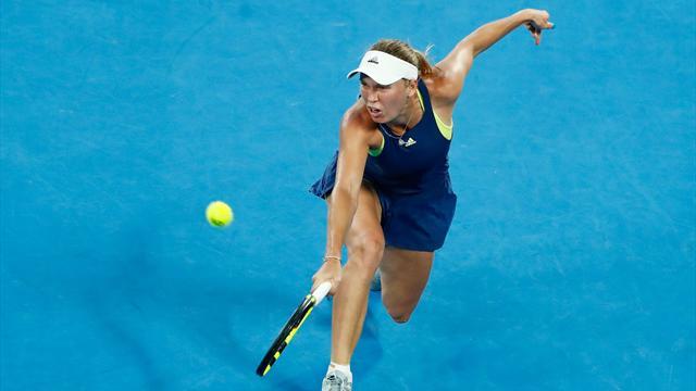 Wozniackis größter Coup! Die Top-5-Punkte des Australian-Open-Finals