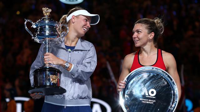 A Melbourne, Wozniacki a vu sa carrière couronnée en 2018
