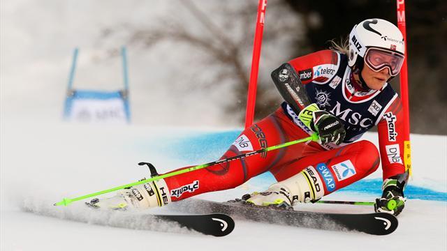 Mowinckel med nok et godt renn etter sjetteplass i Lenzerheide: – Hun nærmer seg en seier