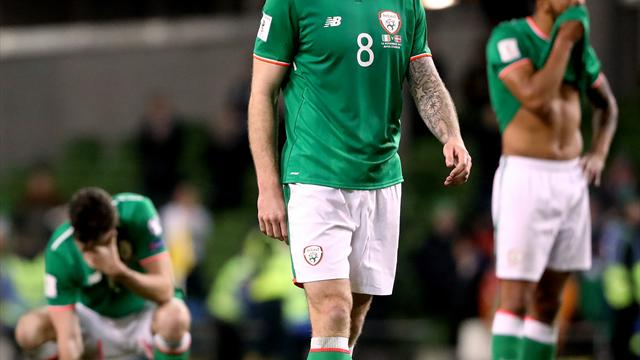 Forest striker Daryl Murphy calls time on Republic of Ireland career