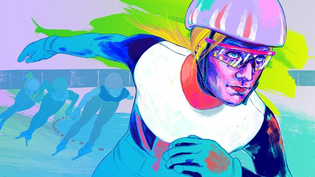 To hell and back: How Elise Christie revived her Olympic dream