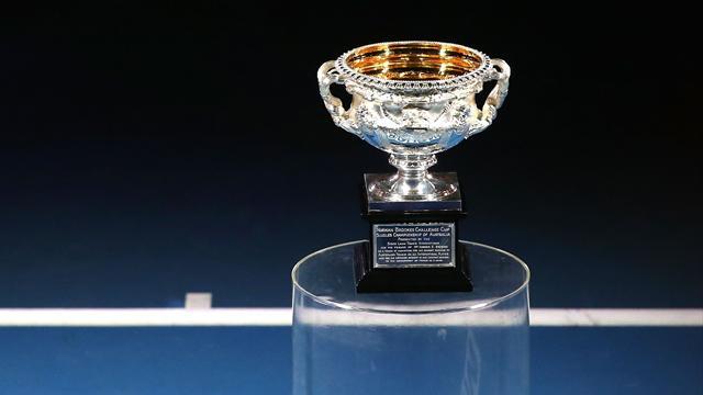 Федерер и Чилич в главном матче турнира в 14-й день Australian Open