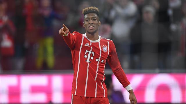 Un Bayern à réaction — Bundesliga