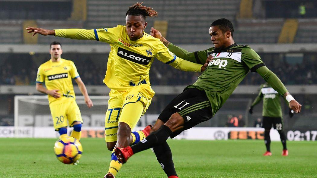 chievo juventus in diretta tv e live streaming serie a 2017 2018 calcio eurosport