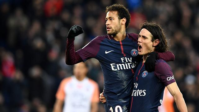 Débat : Neymar peut-il terminer meilleur buteur de Ligue 1, devant Cavani ?
