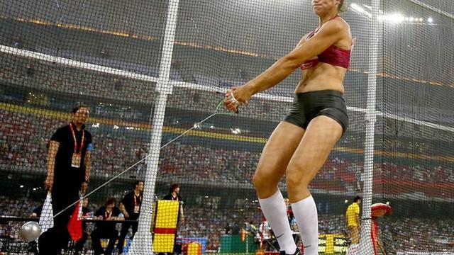El ruso Lysenko, mejor marca mundial de altura con 2,37