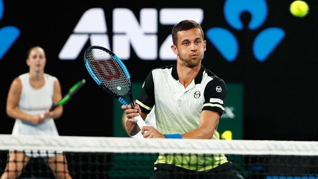 Дабровски иПавич стали победителями Australian Open вмиксте