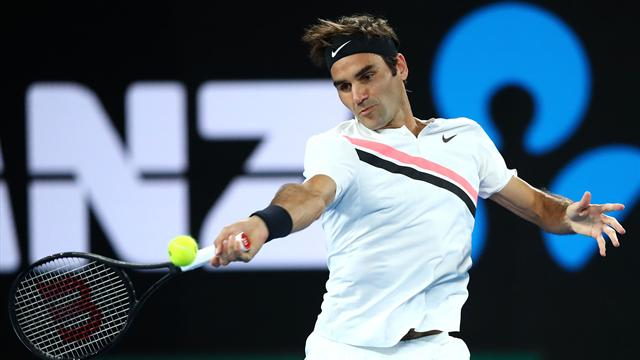 Federer looks for 20th Grand Slam singles title