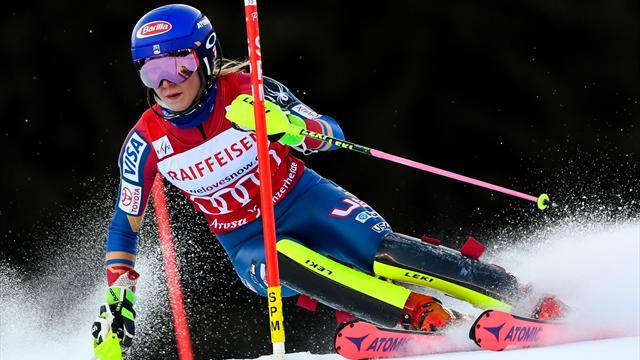 Slalom-Start der Frauen verschoben