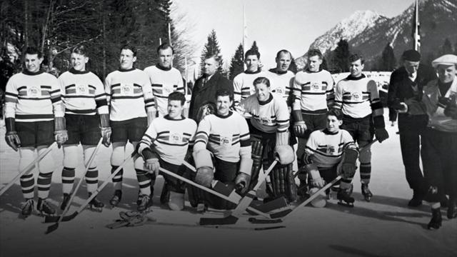 The forgotten story of Great Britain's gold at the 1936 Winter Games