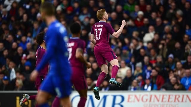 El City de Guardiola no falla ante el Cardiff (0-2) y estará en octavos de la FA Cup