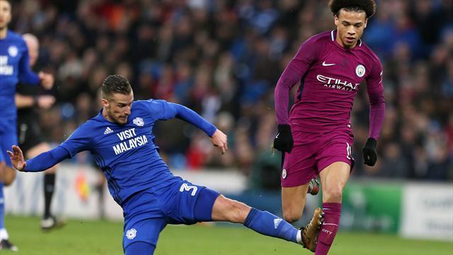 Le ligament est touché pour Sané, qui va manquer un long moment avec City