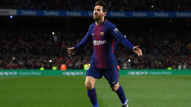«Барселона» повторила рекордную беспроигрышную серию Ла Лиги со старта сезона