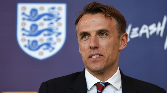 England women's boss Neville defends his appointment