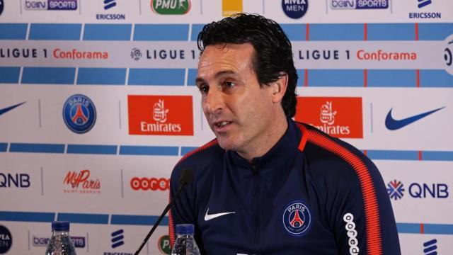 Emery se méfie de Rennes mais annonce : «Nous voulons tous les titres»