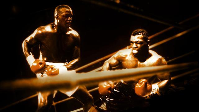 """James """"Buster"""" Douglas, le faire-valoir qui a terrassé l'invincible Tyson"""