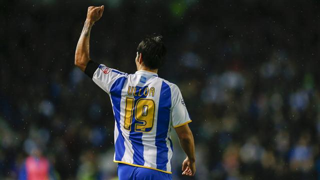 Ulloa joins Brighton on loan from Leicester