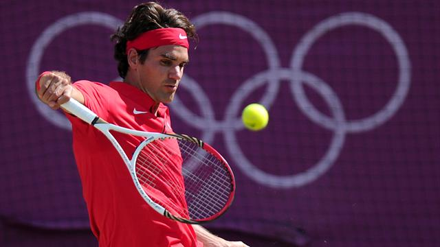 Federers beste Schläge bei Olympia: Game, Set - Gold!