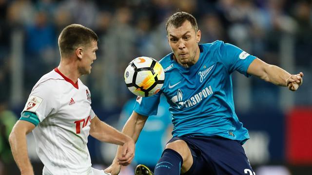 «СЭ»: Дзюба и Новосельцев перешли из «Зенита» в «Арсенал»