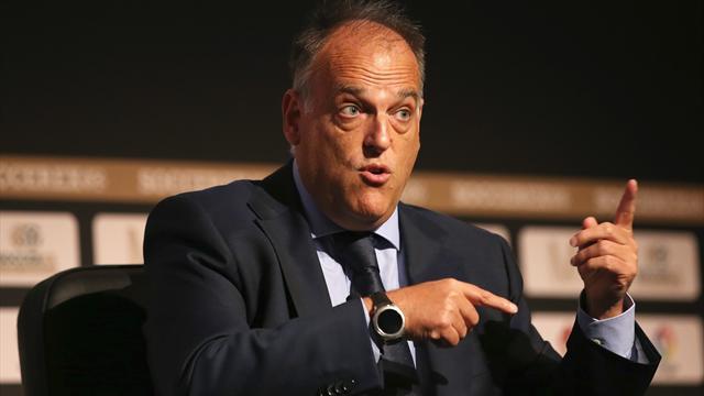 ⚽🗳 Javier Tebas dimite como presidente de La Liga... Para presentarse a la reelección