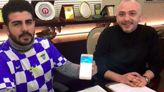 Любительский клуб из Турции купил игрока – внимание – за биткоин
