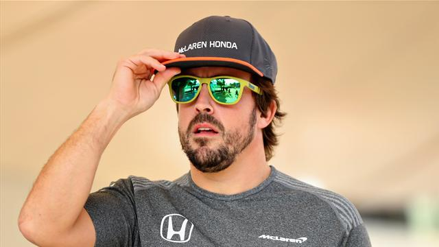 Alonso 'did think about the possibility' of quitting F1