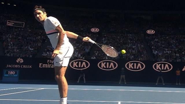 Top 5: i trick-shot più incredibili degli Australian Open
