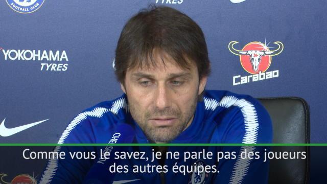 Conte : «Dzeko va rester un joueur de la Roma»