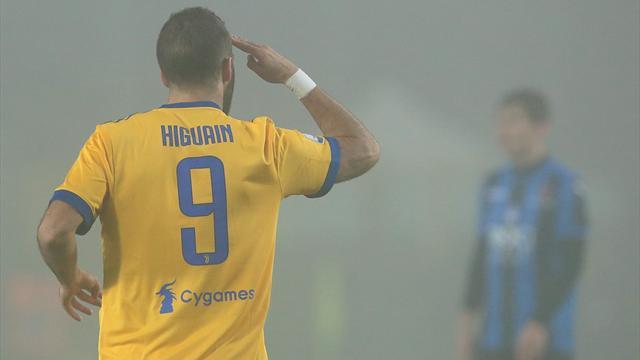 La Juve peut dire merci à Buffon et Higuain