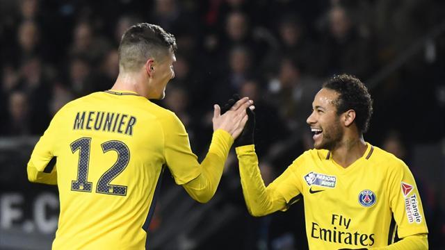 Alerte golazo ! Le nouveau but frisson de Meunier contre Rennes