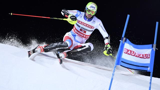 Hirscher éliminé en quarts de finale à Stockholm