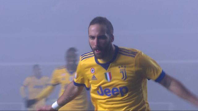 Дичайший туман и легендарная игра Буффона. Все главное из первого полуфинала Кубка Италии