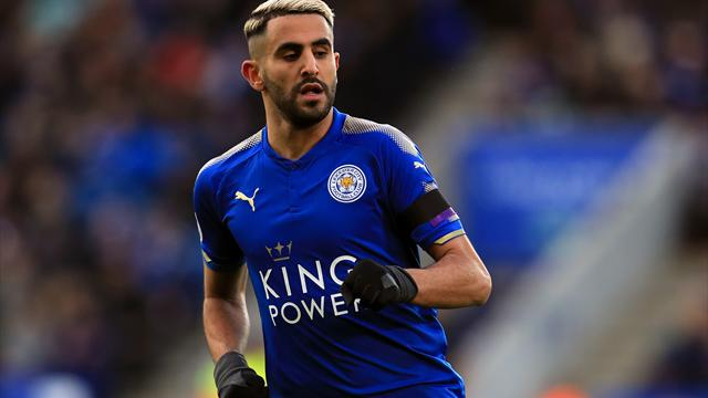 Mahrez Hands In Transfer Request