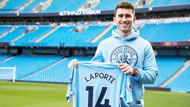 Si Laporte a rejoint City, c'est pour progresser avec Guardiola