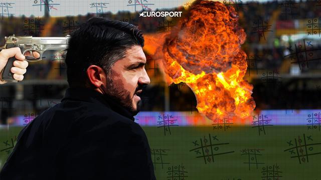 Сила расстановки. «Милан» продолжает гнить при Гаттузо