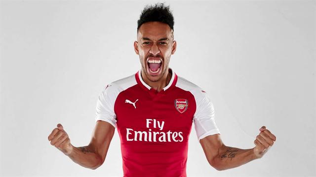 Arsenal casse sa tirelire et signe Aubameyang