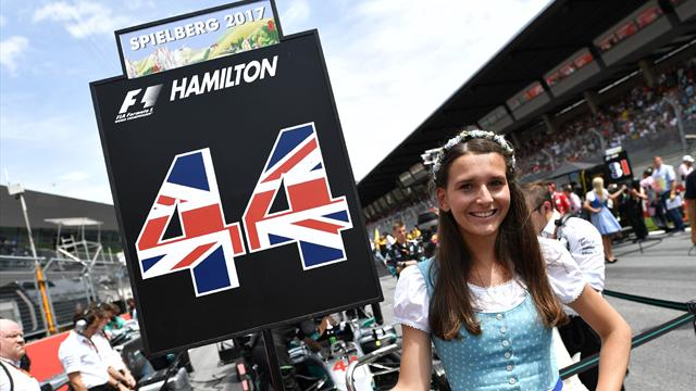 La Fórmula 1 anuncia que prescinde de las azafatas en sus carreras