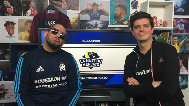 Giroud à Chelsea et tous les derniers transferts : revivez la Nuit du Mercato