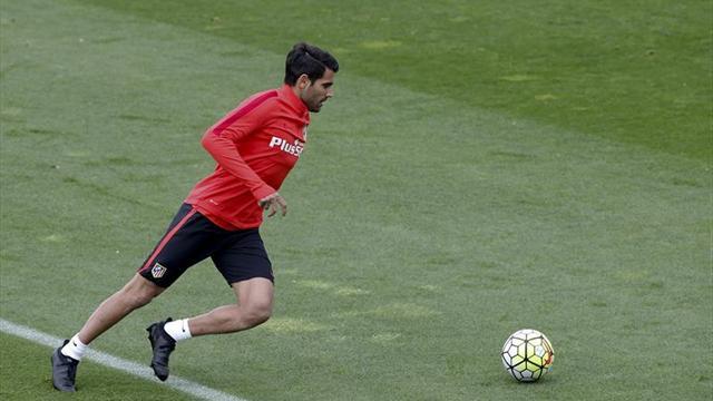 Augusto Fernández se va de Atlético a China