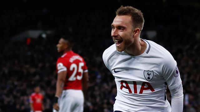 Tottenham n'a perdu de temps pour éteindre United