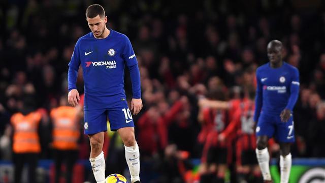 Chelsea subit un gros coup d'arrêt, City poursuit à son rythme