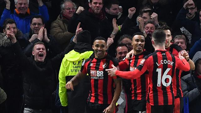 Gosling stuns Newcastle to snatch draw for Bournemouth