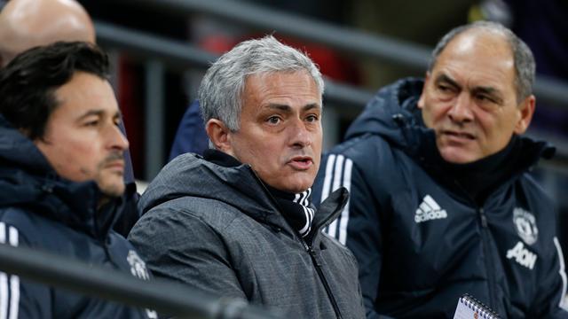 Mourinho liste les quatre erreurs de MU, piègé au bout de 11 secondes par Tottenham