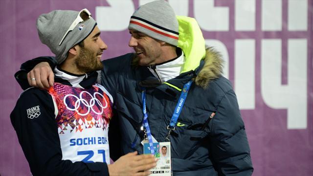 Stéphane Bouthiaux dit stop — Biathlon