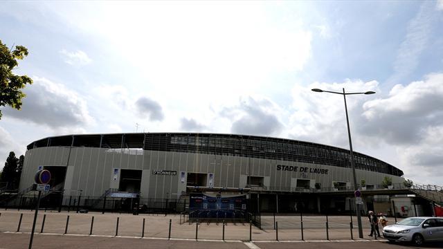 Le stade de Troyes fermé jusqu'à nouvel ordre