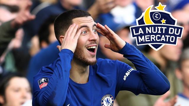 «Le Real va frapper fort cet été et le sens de l'histoire désigne Hazard»