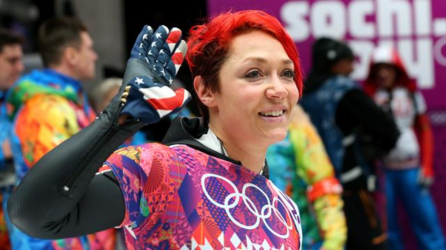 Американская скелетонистка: «Одна страна уничтожала допинг-пробы, а ей вернули медали»